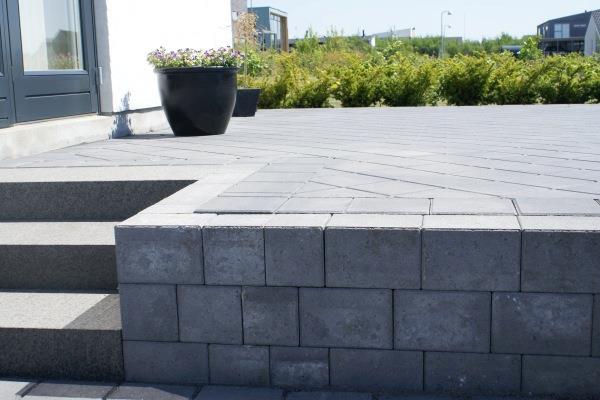 Køb billige belægningssten, betonbrosten & fliser til billige priser
